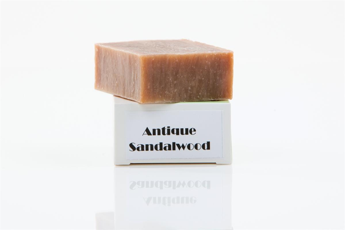 Picture of Antique Sandalwood Soap Bar